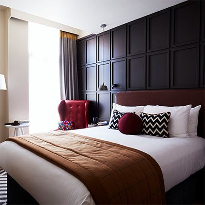 Hotel Indigo York Rooms