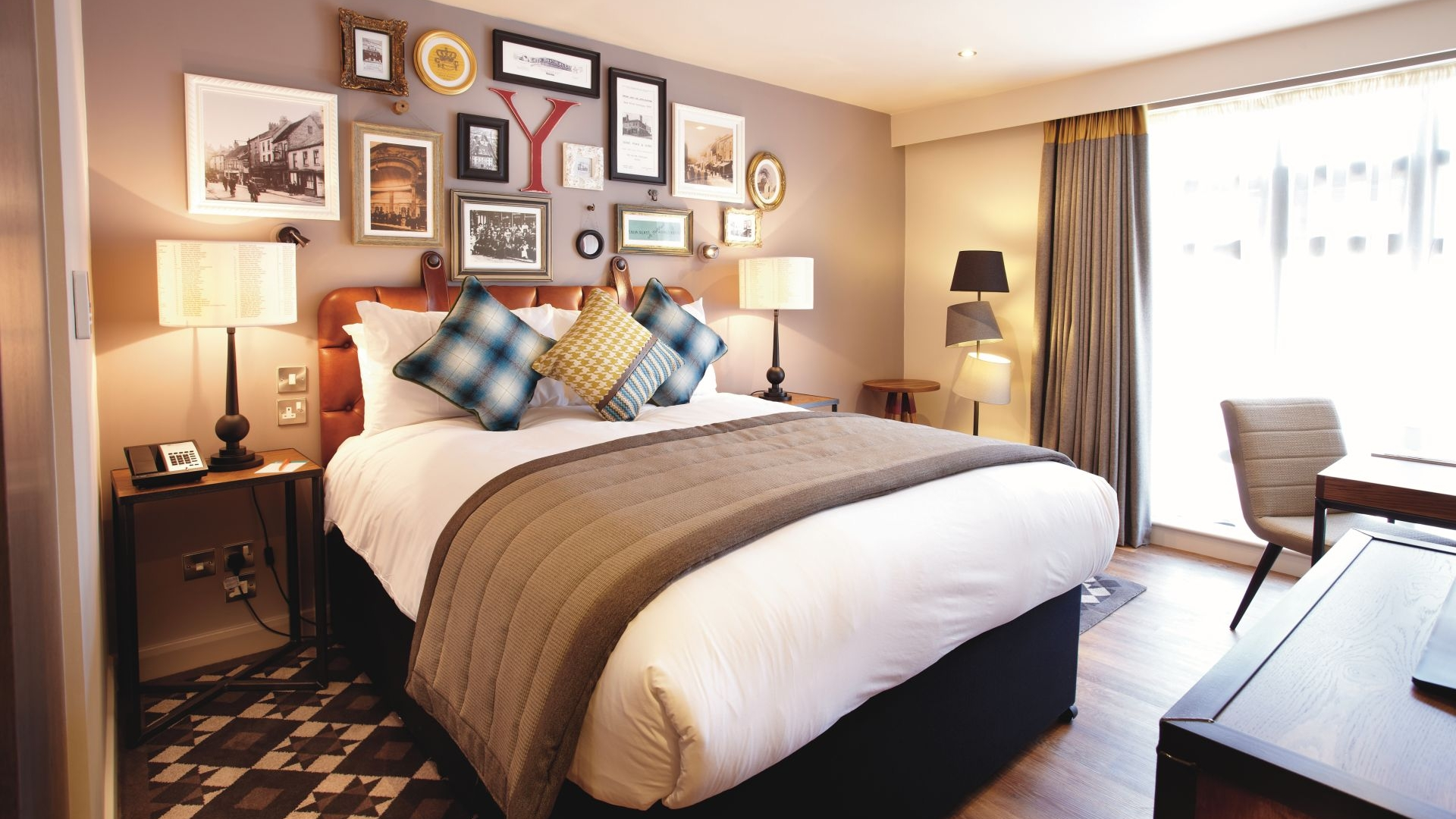 Rooms: 101 Comfortable Boutique Styled Bedrooms