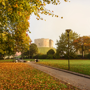 3 top autumn events in York