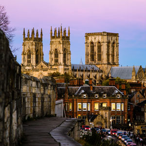 How to spend a romantic weekend in York