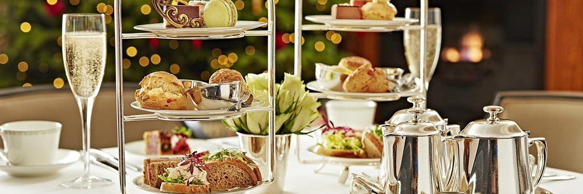 Lady Betty's Christmas Afternoon Tea