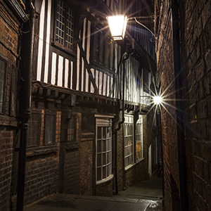 Have a Spooktacular Halloween in York
